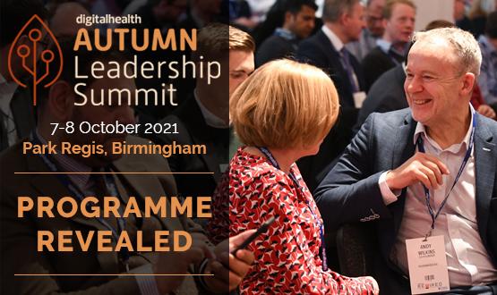 Autumn Leadership Summit Programme Published